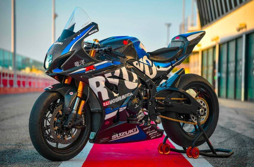 Suzuki brings GSX-R1000 Ryuyo powered with 209hp